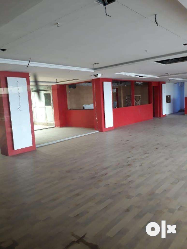 6206sq-ft semi furnished space for office ,resturent in shalimar 0
