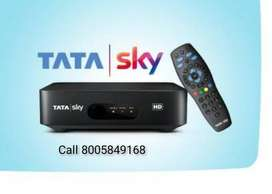 Get new tata sky just@Rs 999