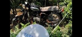 Rajdut motor cycle