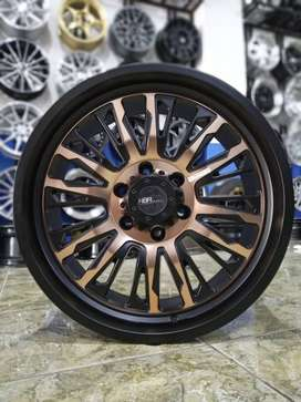 Velg R20 HSR Ranger Everest Colorado Fortuner Pajero