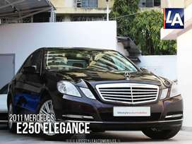 Mercedes-Benz E-Class E250 CDI BlueEfficiency, 2011, Diesel