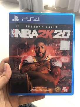 PS4 NBA 2K20 (region3/asia/english)