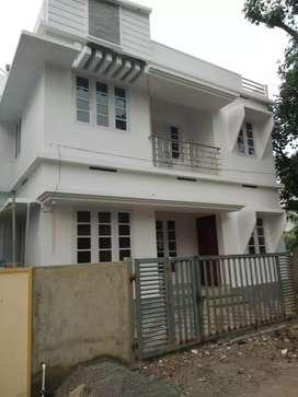 3.bhk 1100 sqft new build house at varapuzha kochal near