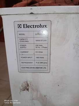 Window ac electroLux