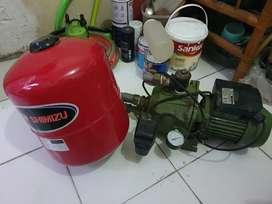 Pompa air jet pump shimizu pc 375 bit