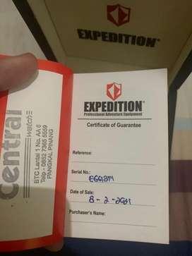 jam expedition e6618m