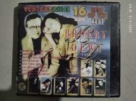 VCD Karaoke 16 Best of The Best Broery dan Dewi Yul