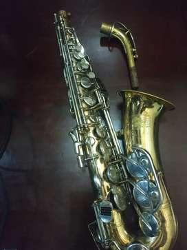 Jual saxophone alto selmer bunddy 2