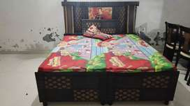 All new double bed sell