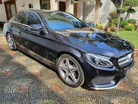 Mercedes Benz C200 AMG 2018 w205 c250