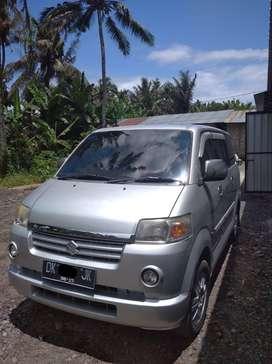 DIJUAL - Suzuki APV, Tahun 2005, Tipe X, Asli Bali