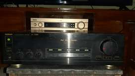 TAMON A-1000 Stereo Integrated High Fidelity Receiver Amplifier Hifi