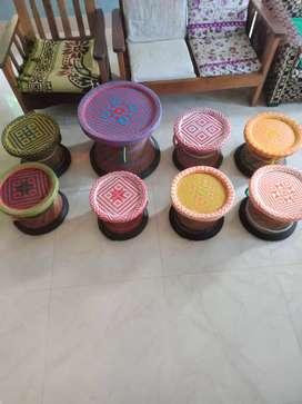 Bambo stool