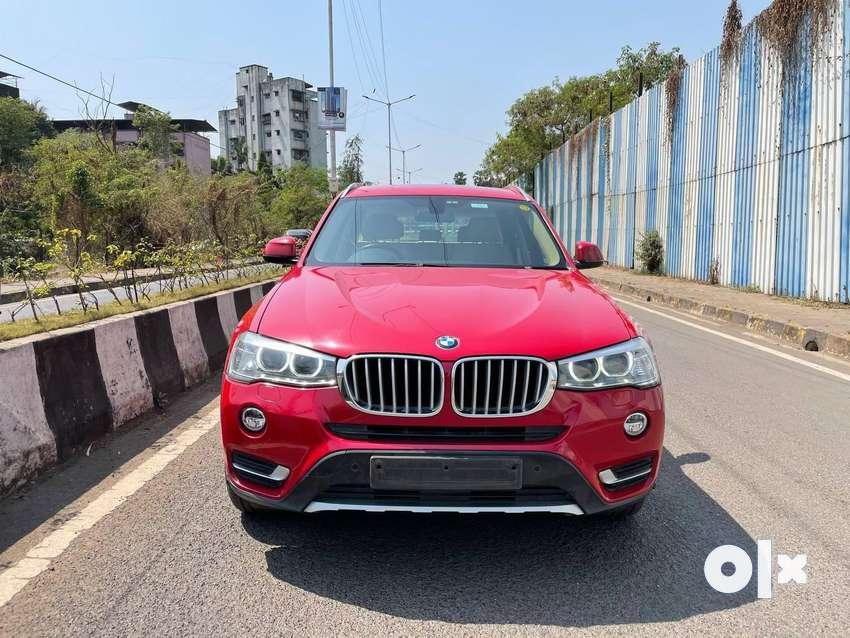 BMW X3 xDrive20d xLine, 2016, Diesel 0