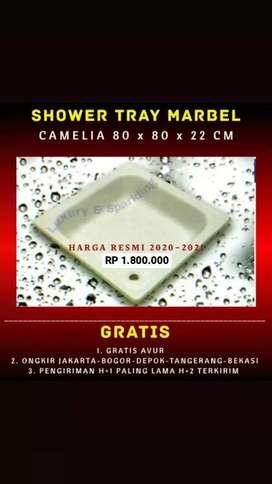 Shower Tray Marbel Camelia