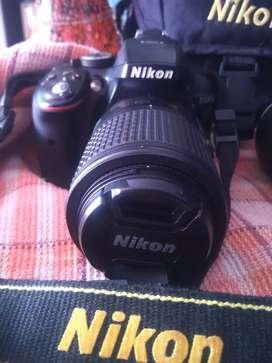 Nikon DSLR on Rent