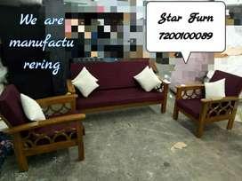 Woodan Sofa for sales