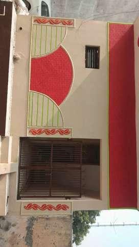 Bilkul new fresh house ha
