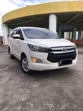 Km 23rb Toyota Innova Reborn 2.0 G Luxury AT Bensin Th 2018 White!!