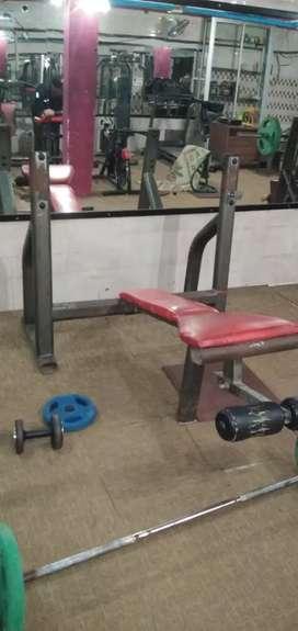 Gym material