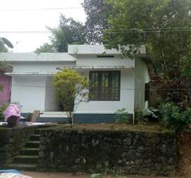 4.30 cent land with house for sale