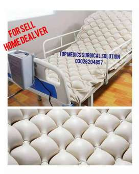 Air Mattress patient Bed solution Home use nursing Patient Bed