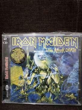 CD Audio IRON MAIDEN