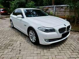 (Cash) KM antik! Bmw f10 520i Luxury AT 2013