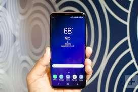 S9 plus 64gb black lite used as new mobile genuine buyers call me.