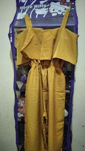 celana levis, jumpsuit, gamis, piyama,atasan,tunik
