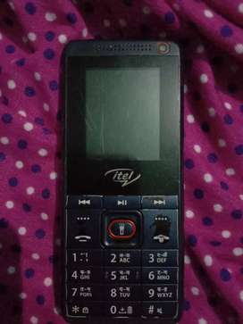 Mobile phone only 400