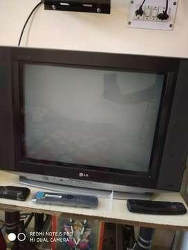LG Ultra Slim Golden Eye 24 Inch Colour TV