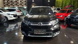 KM 31.000 Honda CR-V 2.0 AT 2017 CRV Matic Hitam ASTINA MOBIL