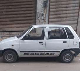 Mehran car for sale 1997 model, engine perfect