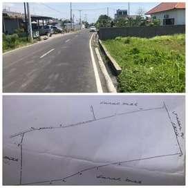 BUC Tanah 15,25Are di Jual Murah di Puri Sambada Canggu