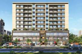2 Bhk For Sale Under Construction - Skywalk Chandkheda
