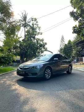 Honda civic CBU 2010/2011