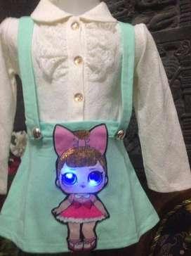 Dress LOL LED Import