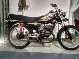 Yamaha RX-King tahun 2003 Special Edition