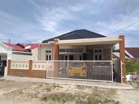 Rumah minimalis Kota Padang
