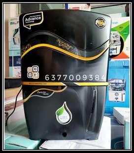 ADVANCED RO WATER PURIFIER FULLY AUTOMATIC 11 L TANK 1 Y WARRANTY 2M2