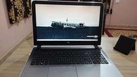 HP Pavilion Laptop (Model 15ab028tx)