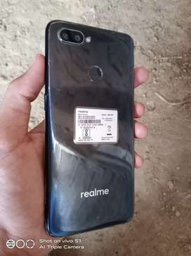 Realmi 2 pro new condition only  box
