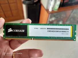 CORSAIR 4 GB RAM DDR3