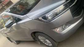 Toyota Innova Crysta 2018 Diesel Good Condition
