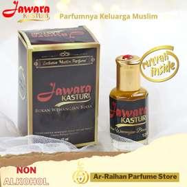 Parfum Minyak Kasturi-Jawara Kasturi 12 ml