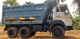 10 tyre tippers For Sale  5 Nos Tata 2518