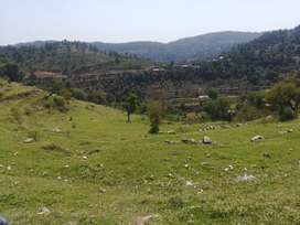 Land for sale main persohawa road  4 kanal view for highland resturent