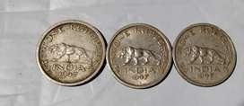 1942 & 1947's coin