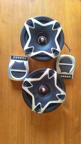 Midbass speaker pintu 6 in